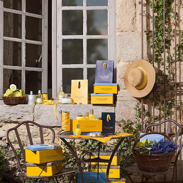 Pamper him with a L'OCCITANE gift !